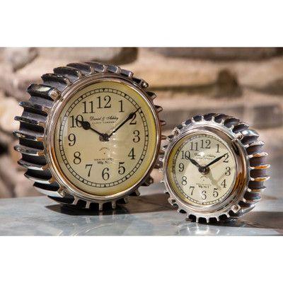 LightLiving Ribbe Desktop Clock