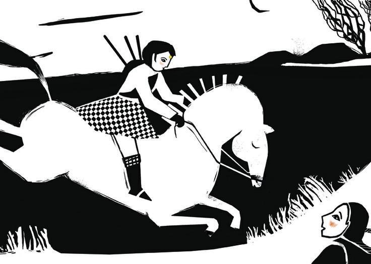 """DEBORA PERSICO - L'amore è vicino - Mostra Internazionale di Illustrazione  """"Sulle ali delle Farfalle"""" Sarmede 2014"""