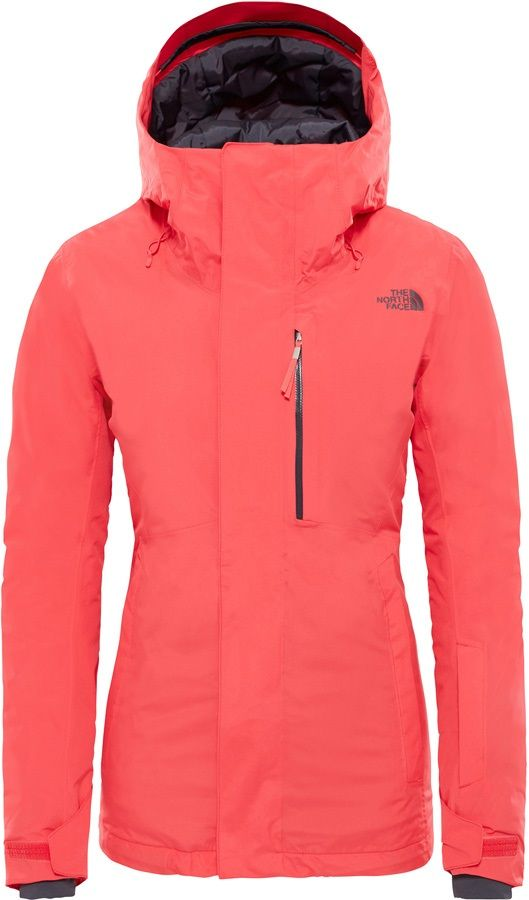 5328db3186 The North Face Women's Descendit Ski/Snowboard Jacket, M Teaberry Pink