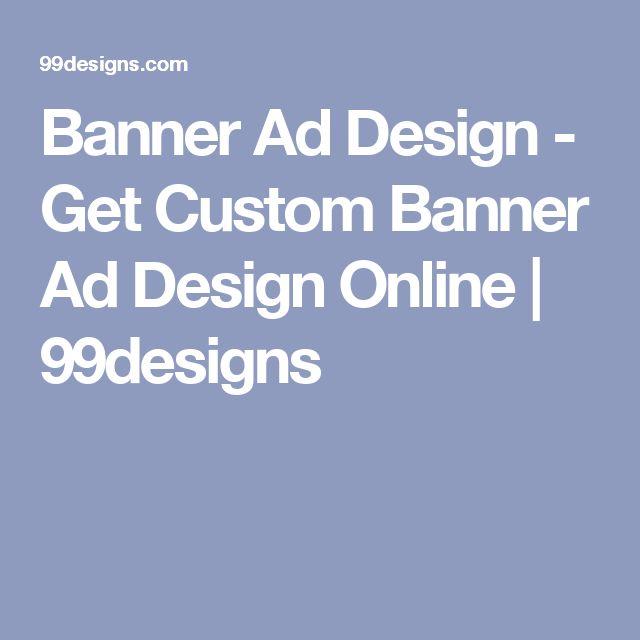 Banner Ad Design - Get Custom Banner Ad Design Online | 99designs