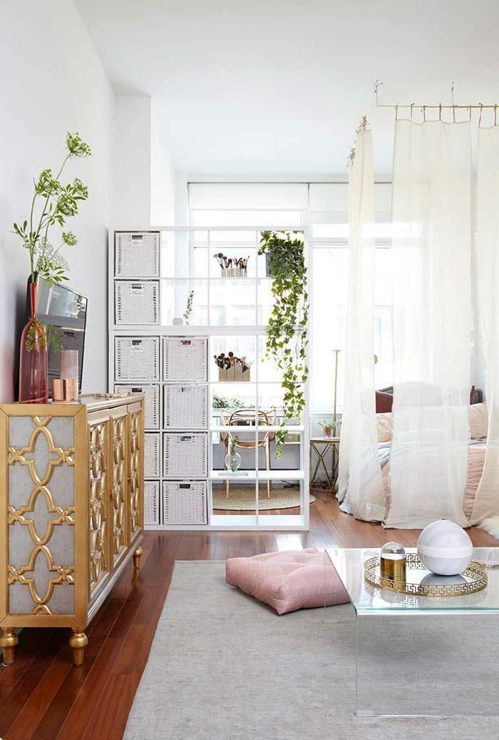 Kleines Zimmer: innovative Ideen und Tipps für die Dekoration