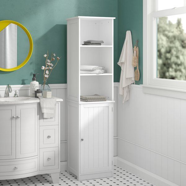 Vida Priano 40 X 160cm Free Standing Cabinet Bathroom Standing