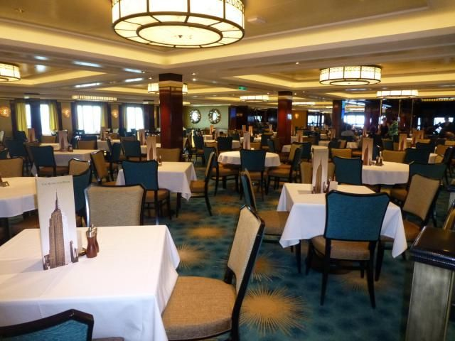 Photos and information on some of the 29 different Norwegian Breakaway dining options