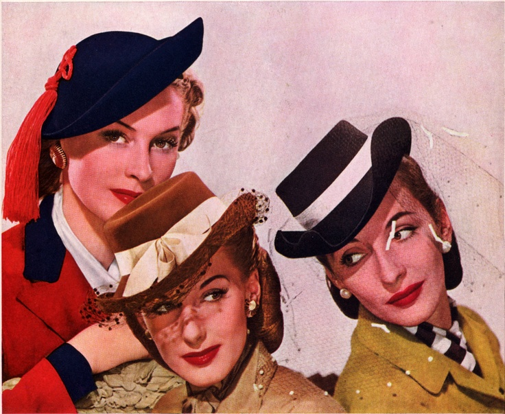 Dobbs Hats 1944