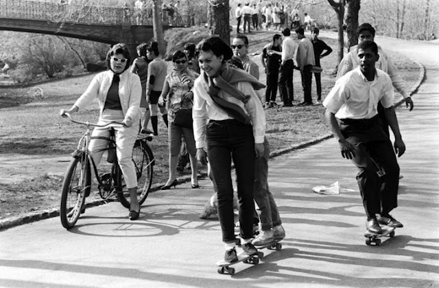 skateboarder discrimination He drew a link between the two types of discrimination and found that a fictional job applicant who lived five to six miles away from the job in question faced a similar penalty as one having a.