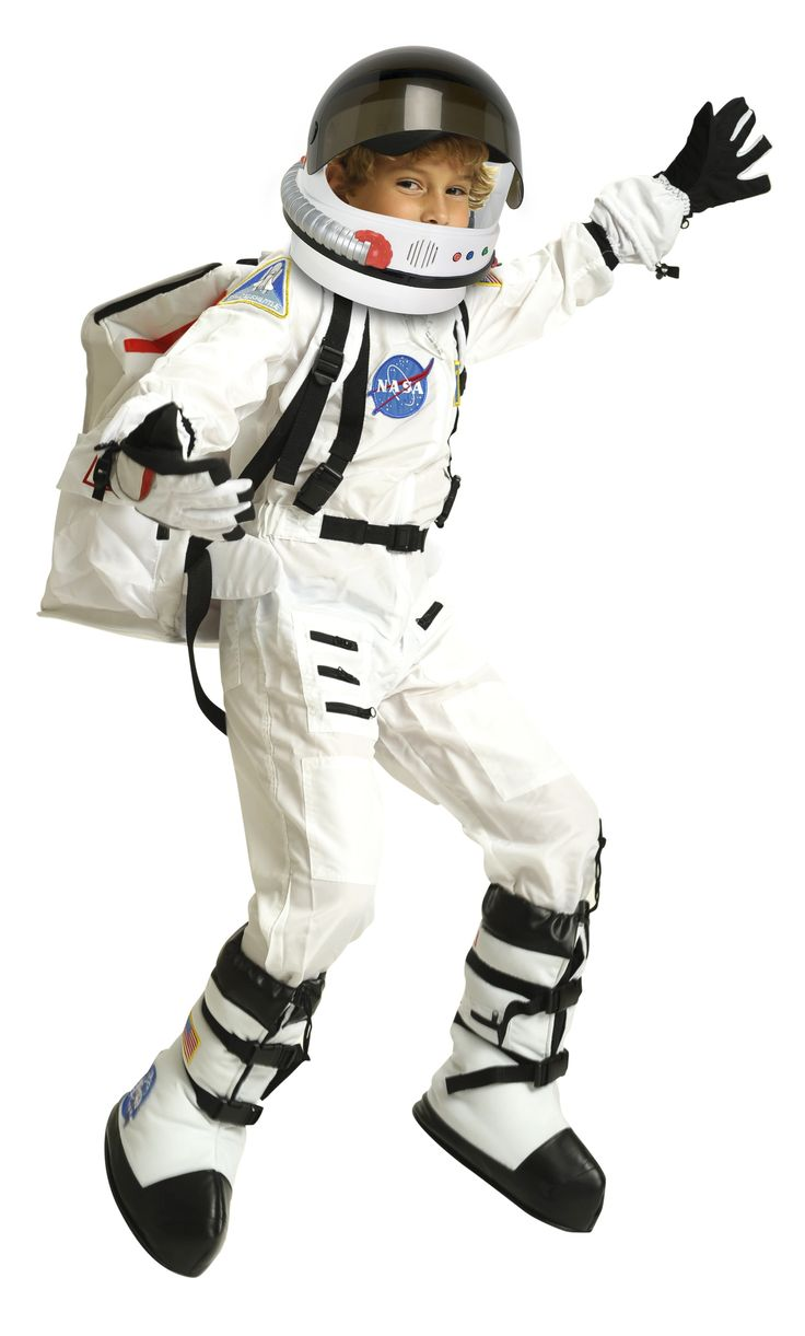 Astronaut Costume Ideas and Tips If you dream of exploring the stars, you can take one giant leap this Halloween with our astronaut costumes! We have a variety of astronaut outfits that will let you choose what era and affiliation you want your astronaut character to be.