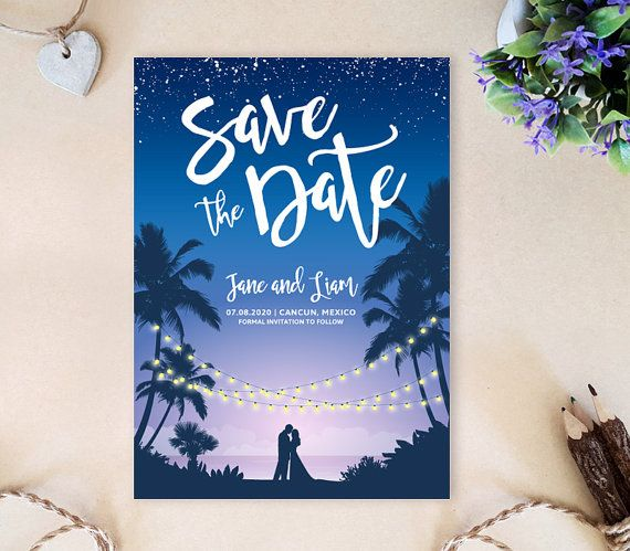 30 best Save the Date Cards images – Cheap Save the Date Wedding Cards