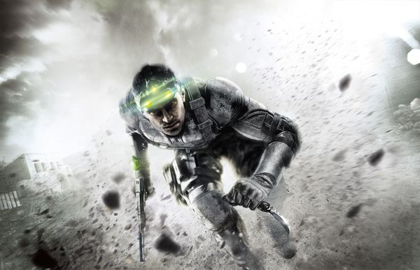 Splinter Cell Blacklist : Keyart by Brian Tippie, via Behance