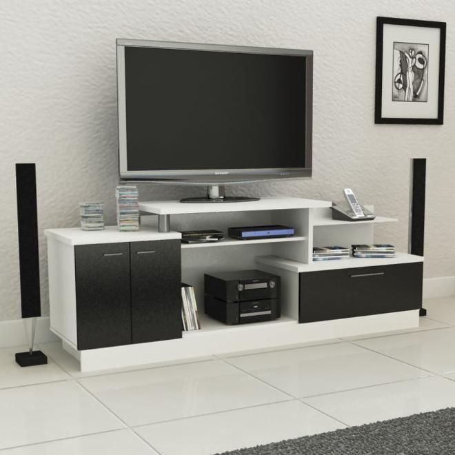 Mejores 34 im genes de muebles mesa tv living en pinterest for Mueble tv economico