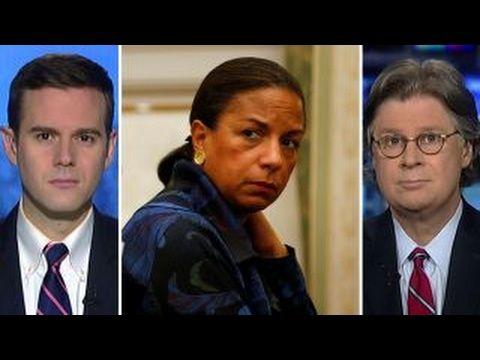 York, Benson talk media pushback on Susan Rice story