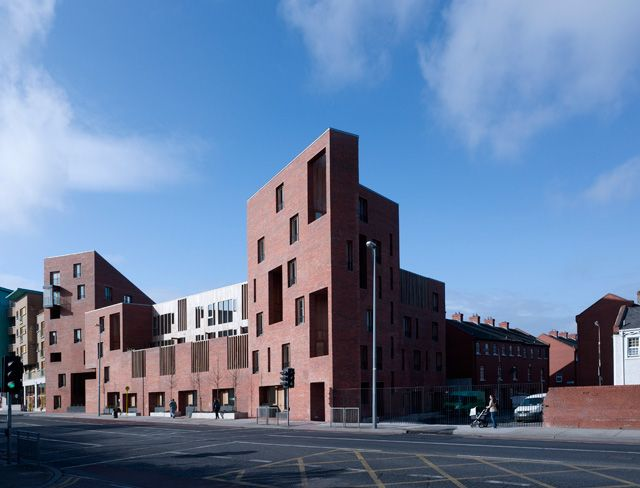 Timberyard Social Housing | O'Donnell + Tuomey