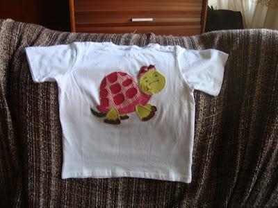 Patchwork de Isabel: Camisetas infantiles