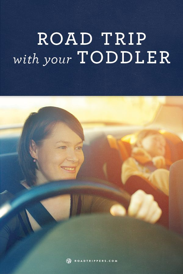 Having children shouldn't stop you from living your life. Here are some tips for long car rides with a toddler!