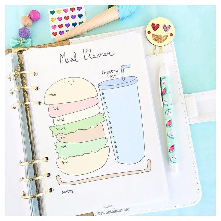 Plan a healthy meal plan #healthychoice
