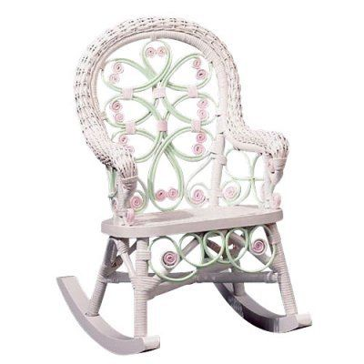 Children Rocking Chairs  - Pin it :-) Follow us .. CLICK IMAGE TWICE for our BEST PRICING ... SEE A LARGER SELECTION of  children rocking chairs    at  http://zbabybaby.com/category/baby-categories/baby-nursery/baby-rocking-chair/  - gift ideas, baby , baby shower gift ideas -  Victorian Wicker Childs Rocking Chair « zBabyBaby.com