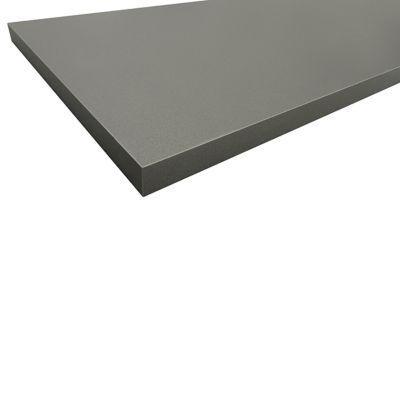 Plan De Travail Aspect Metallise Anthracite Hydrofuge Fenix 304 X