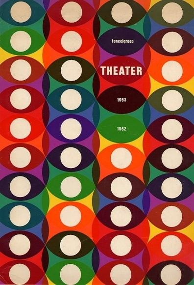 Jurriaan Schrofer, 1962: Colors Patterns, Art Director, Photo Books, Circles Design, Graphics Design, Vintage Design, Jurriaan Schrofer, Graphics Patterns, Colors Inspiration