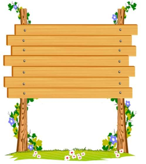 wooden signboard 5 borders frames and signboards