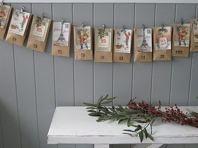 9 best homemade advent calendars images on pinterest advent diy advent calendars solutioingenieria Images