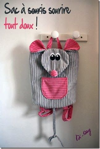 Mouse bag - inspiration only :)
