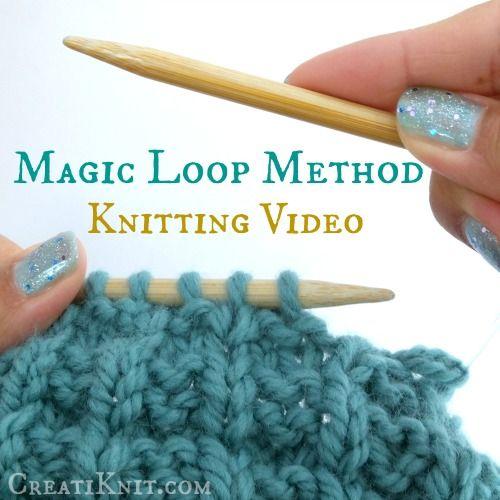 Magic Loop Knitting : Unique magic loop crochet ideas on pinterest