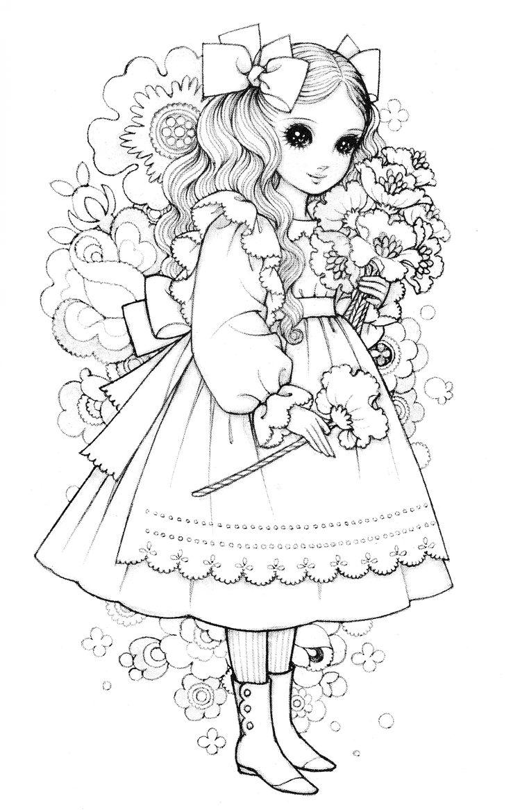 takahashi macoto coloring pages - photo#37