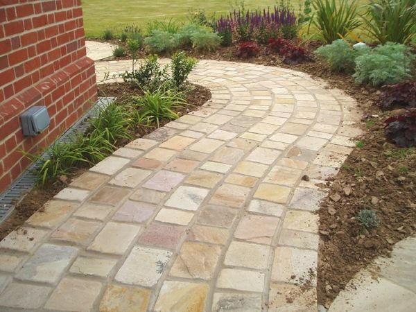 Lay Paving Stones - Great Ideas for Care Your Inspiration