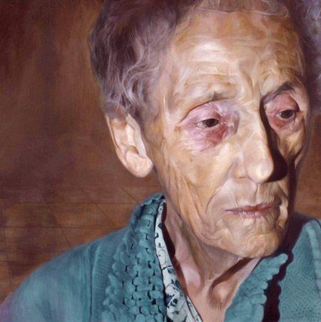 Untitled Charlotte Harris Winner of 2003 BP Portrait award. www.charlotte-harris.com  http://www.npg.org.uk/whatson/exhibitions/bp-portrait-award-2014/discover/bp-portrait-award-winners-1990-2013.php