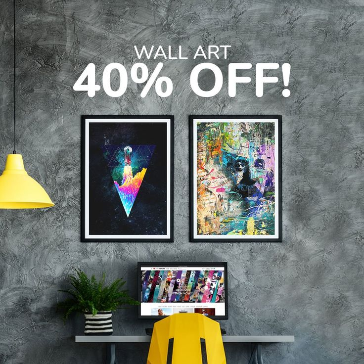 24- hours SALE with Live Heroes is ON!😀 Do You like our wall arts? If yes, we've got great news for You! Grab canvas, posters and framed posters with 40% OFF! 🖼😍Check them here. 👇 https://liveheroes.com/en/shop/home/canvas?special=featured