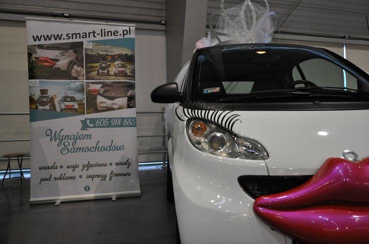weddingcar smartcar wedding auto do ślubu www.smart-line.pl