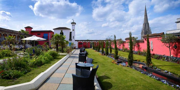 17 best ideas about roof gardens london on pinterest for Terrace garden meaning