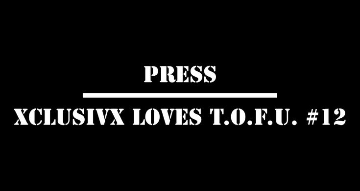 Find out just what the straightedge vegan fanzine, xclusivx, loves about the twelfth issue of T.O.F.U. Magazine and it's focus on mental health and veganism.