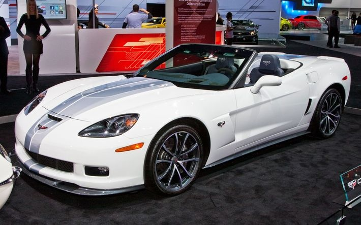Corvette 427 Convertible- Collector Edition.  The fastest and most capable Corvetter, ever.