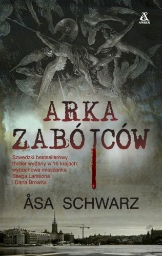 Okładka książki Arka zabójców