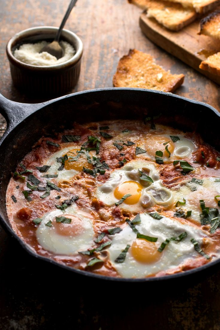 Eggs In Purgatory Recipe Eggs In Purgatory Recipes Nyt Cooking