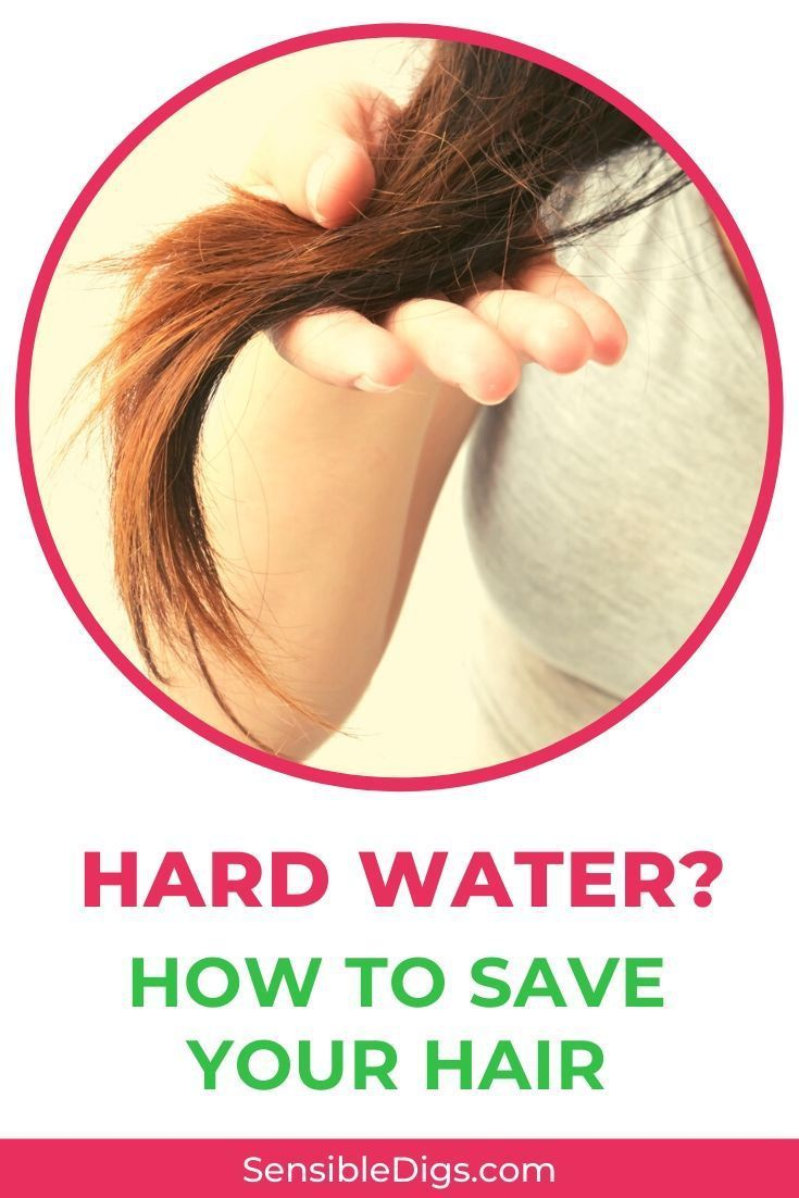 Hard Water How To Save Your Hair In 2020 Hard Water Hair Hard Water Grey Hair Care
