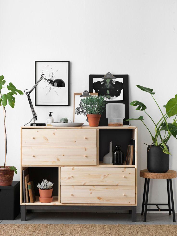 M s de 25 ideas incre bles sobre comodas ikea en pinterest - Ikea mesillas y comodas ...