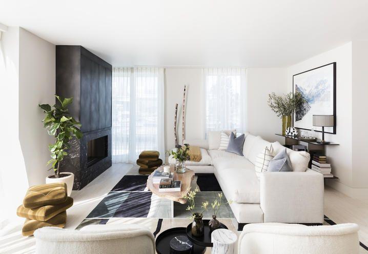 Mix and Match per un appartamento a Londra