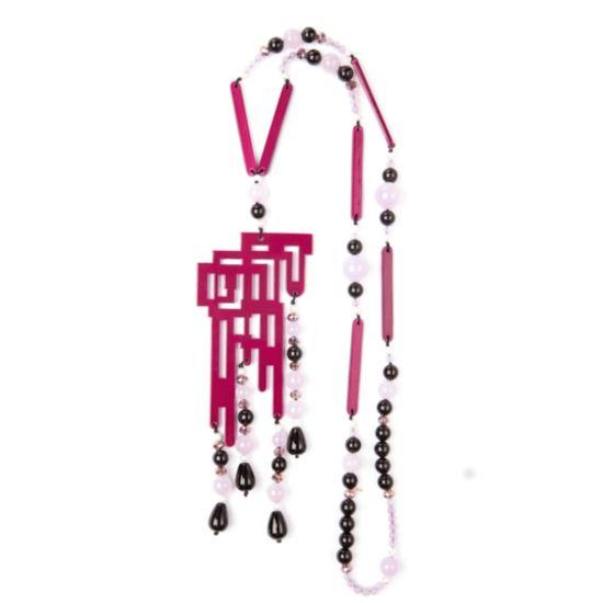 Labirinto Decò necklace