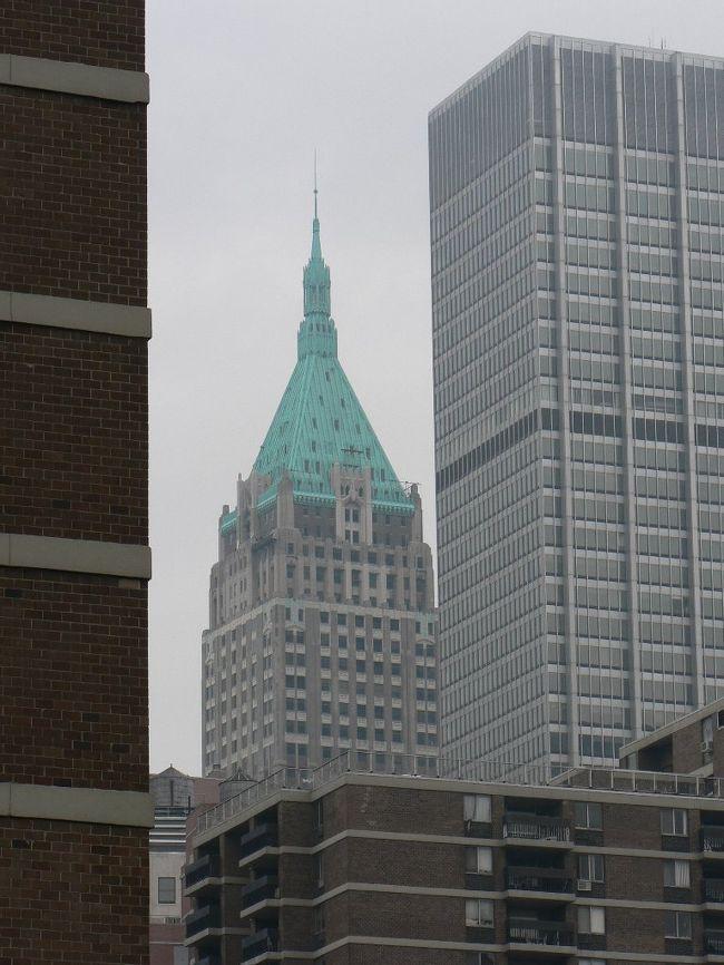 ニューヨークのアールデコ建築(6) ロァー・マンハッタンの建物 ...