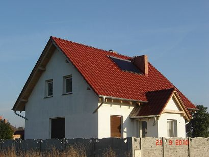 Projekt Domu Bajkowy