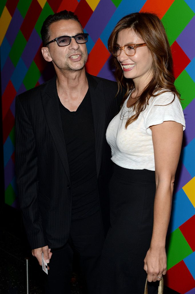Dave Gahan in 'A Most Wanted Man' Premieres in NYC (22/07/2014)