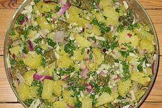 Türkischer Kartoffelsalat ohne Mayo (Rezept mit Bild)   Chefkoch.de