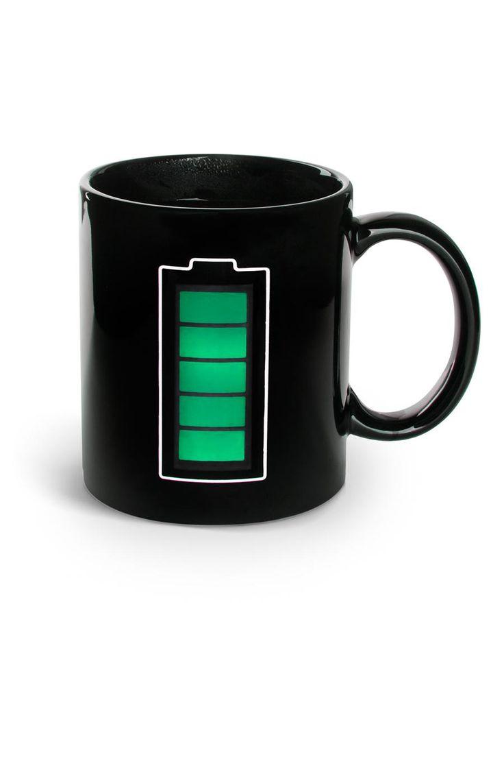 battery mug