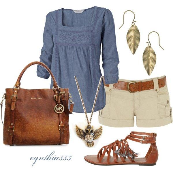 Casual Pretty #summerfashion #fashion
