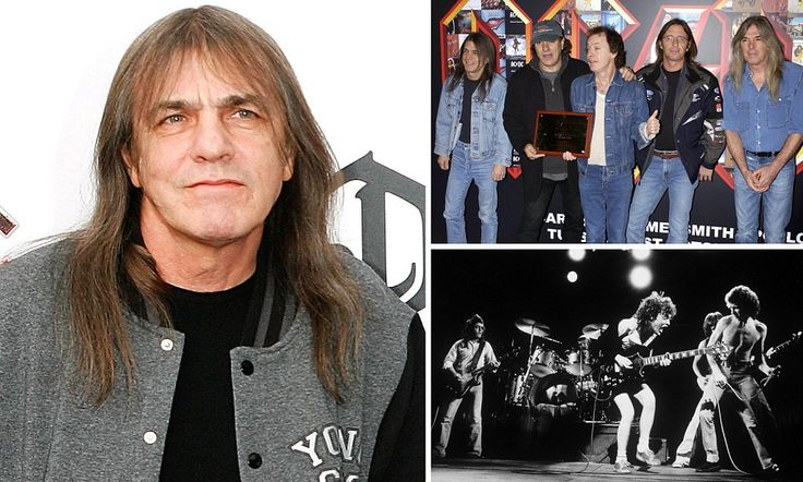 AC/DC biographer warns, 'I don't expect Malcolm Young will come back''