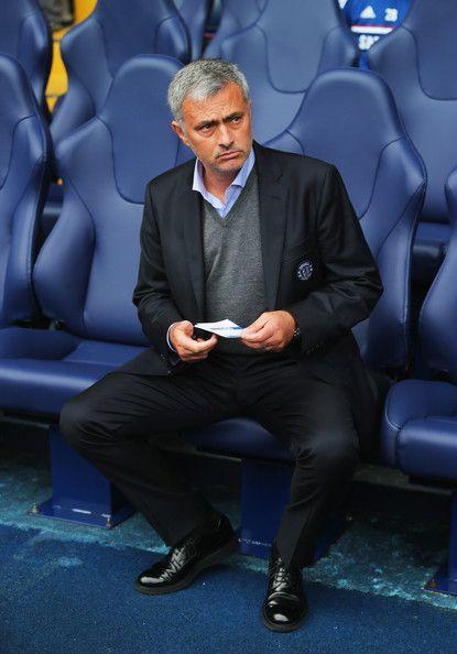 Jose Mourinho - Tottenham Hotspur v Chelsea - Premier League