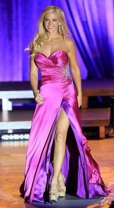 Sgt. Theresa Vail: Miss Kansas 2013 | America's North Shore Journal