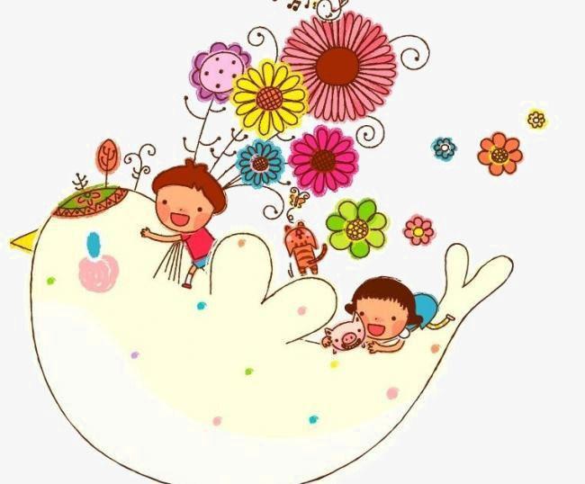 かわいい子どもらしいイラスト 子ども イラスト イラスト 花 イラスト