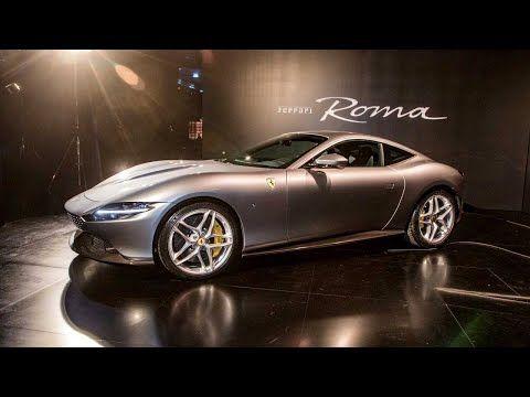 Ferrari Roma Official Unveiling Youtube En 2020 Voiture De Sport Voiture Sport